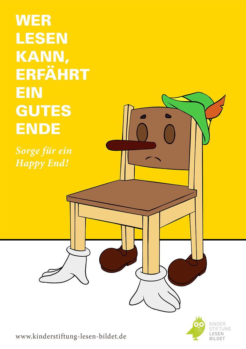 Emil Oelke, Alica Kern – Reading leads to happy end