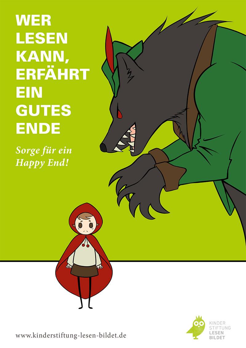 Emil Oelke, Alica Kern – Happy End Campaign