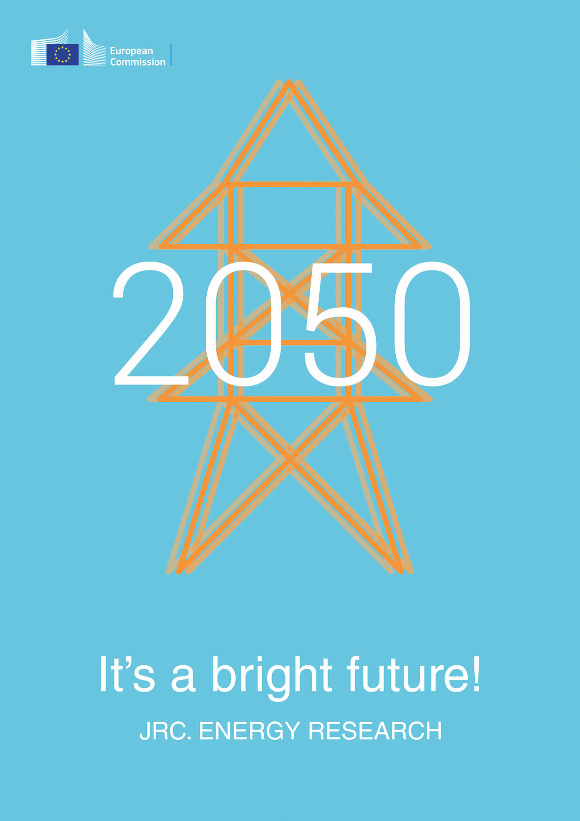 Nadira Klanco, Jenny Fiegler – Future Energy Campaign Poster Electricity