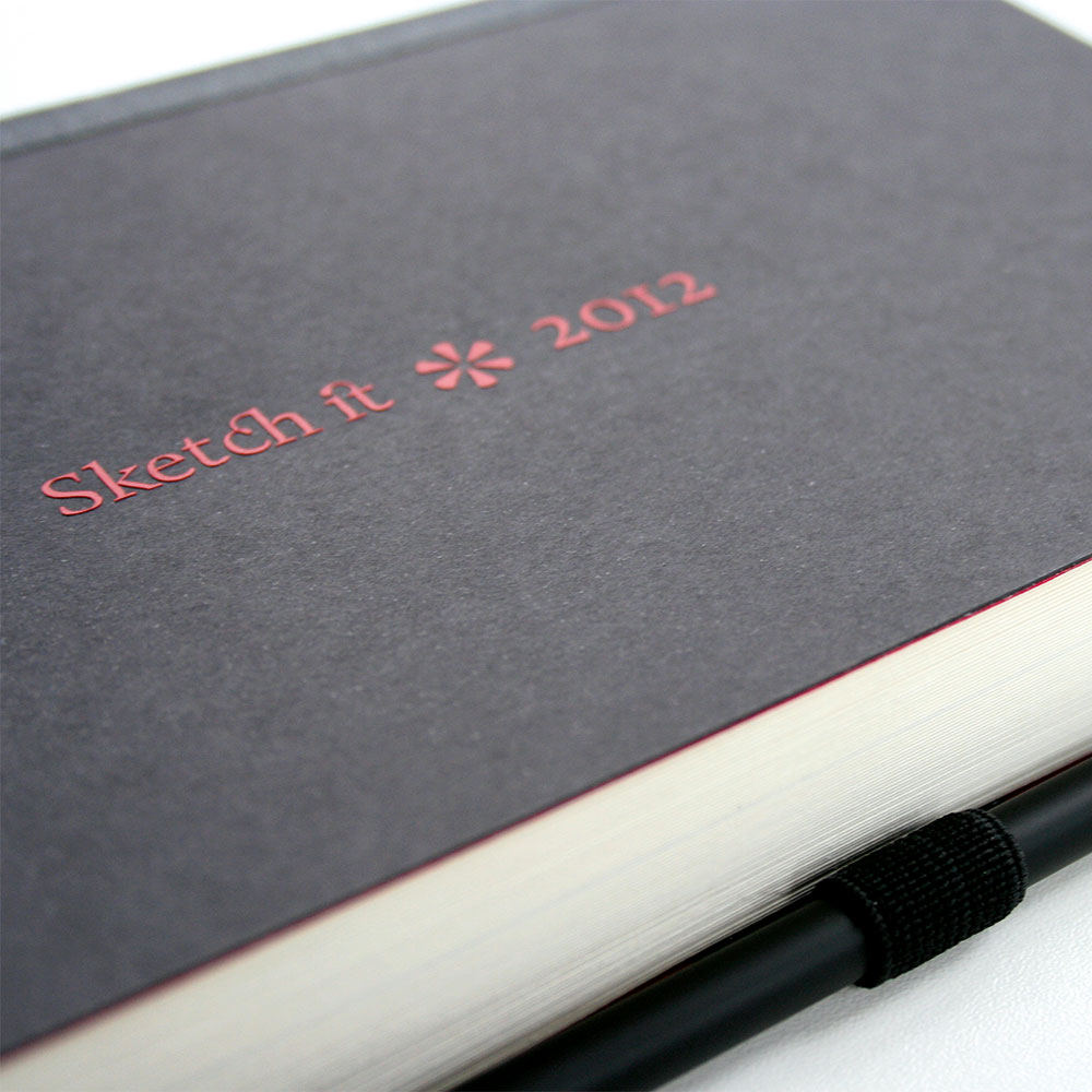 Editorial Design, calendar book