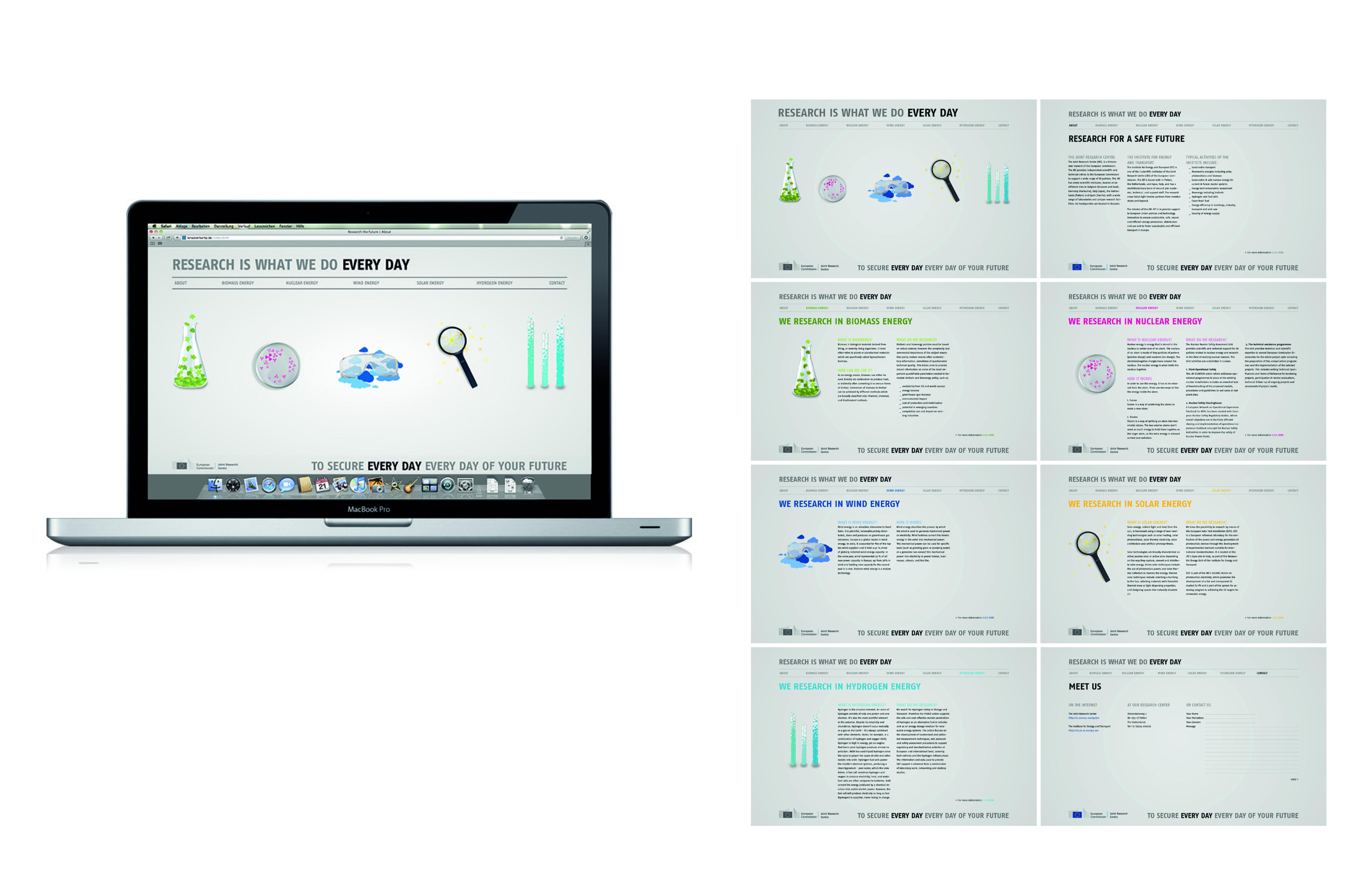 Lena Overkamp – Research Campaign Website