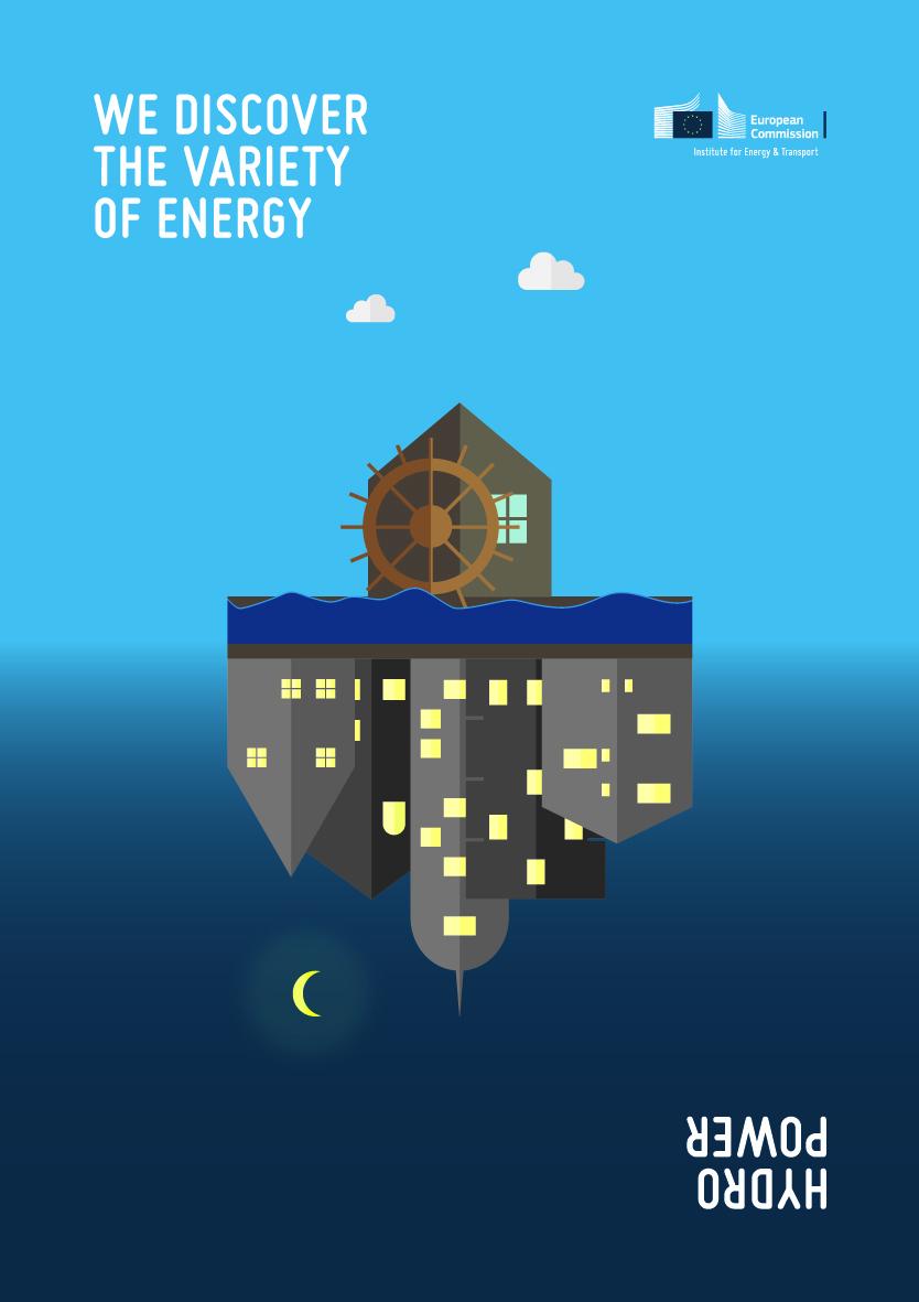 Alicia van der Zwaag, Elvira Kalinowski – Water Energy Poster