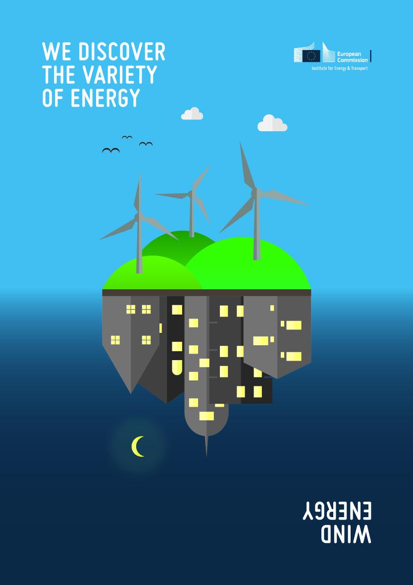 Alicia van der Zwaag, Elvira Kalinowski – Wind Energy Poster