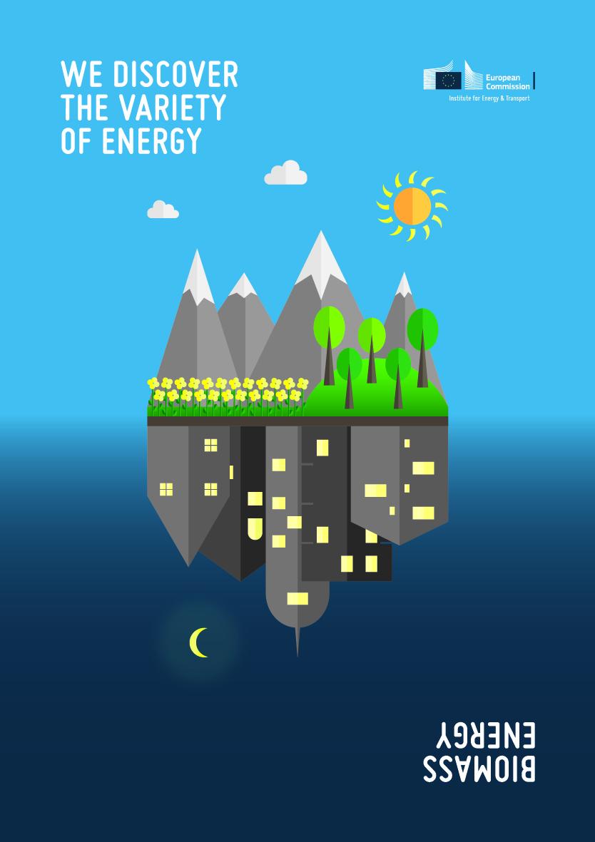 Alicia van der Zwaag, Elvira Kalinowski – Energy Turnaround Poster