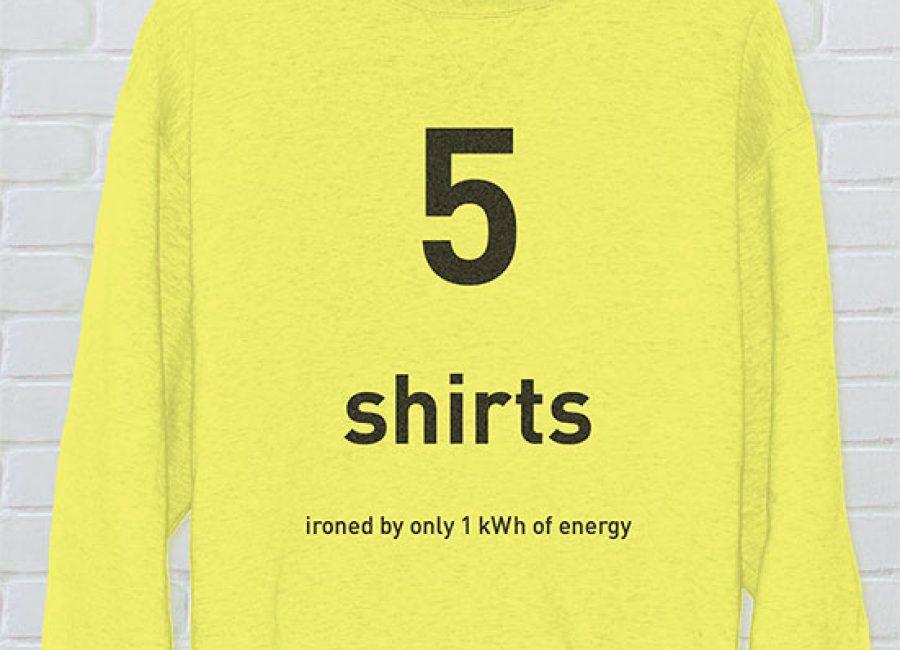 Maximilian Heger – One Kilowatt Campaign Merchandising Shirts