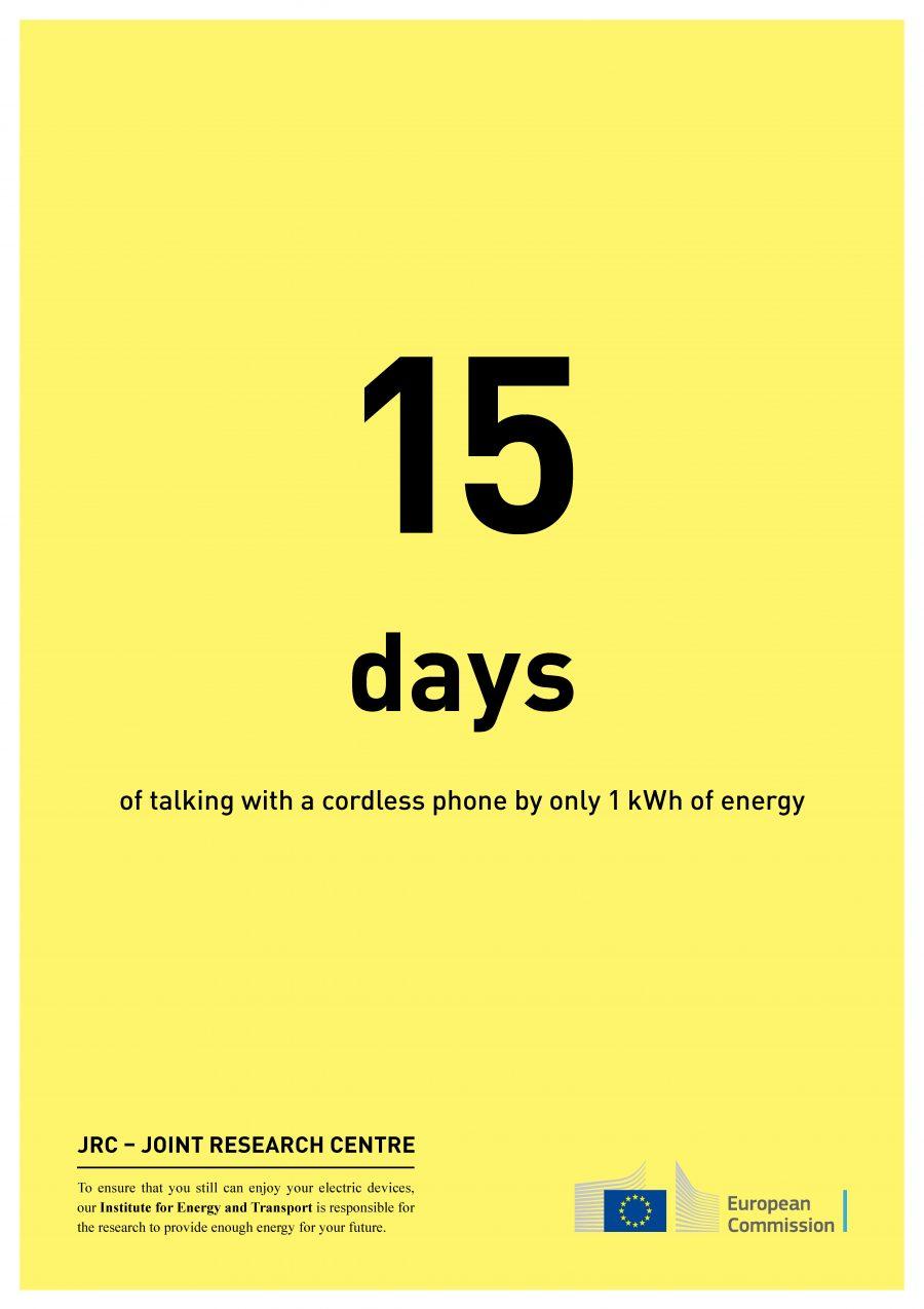 Maximilian Heger – One Kilowatt Campaign Poster Days