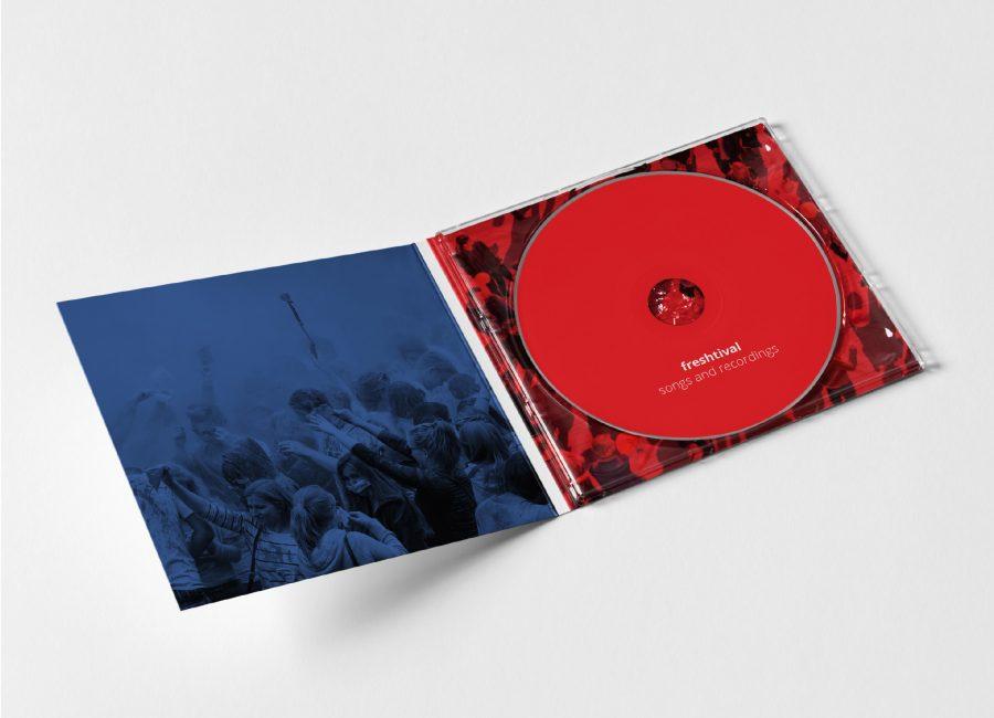 Alexander Render Campus Impulse CD Inlay