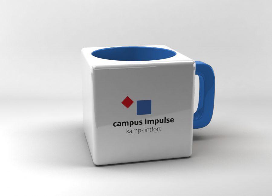 Alexander Render Campus Corporate Design Example