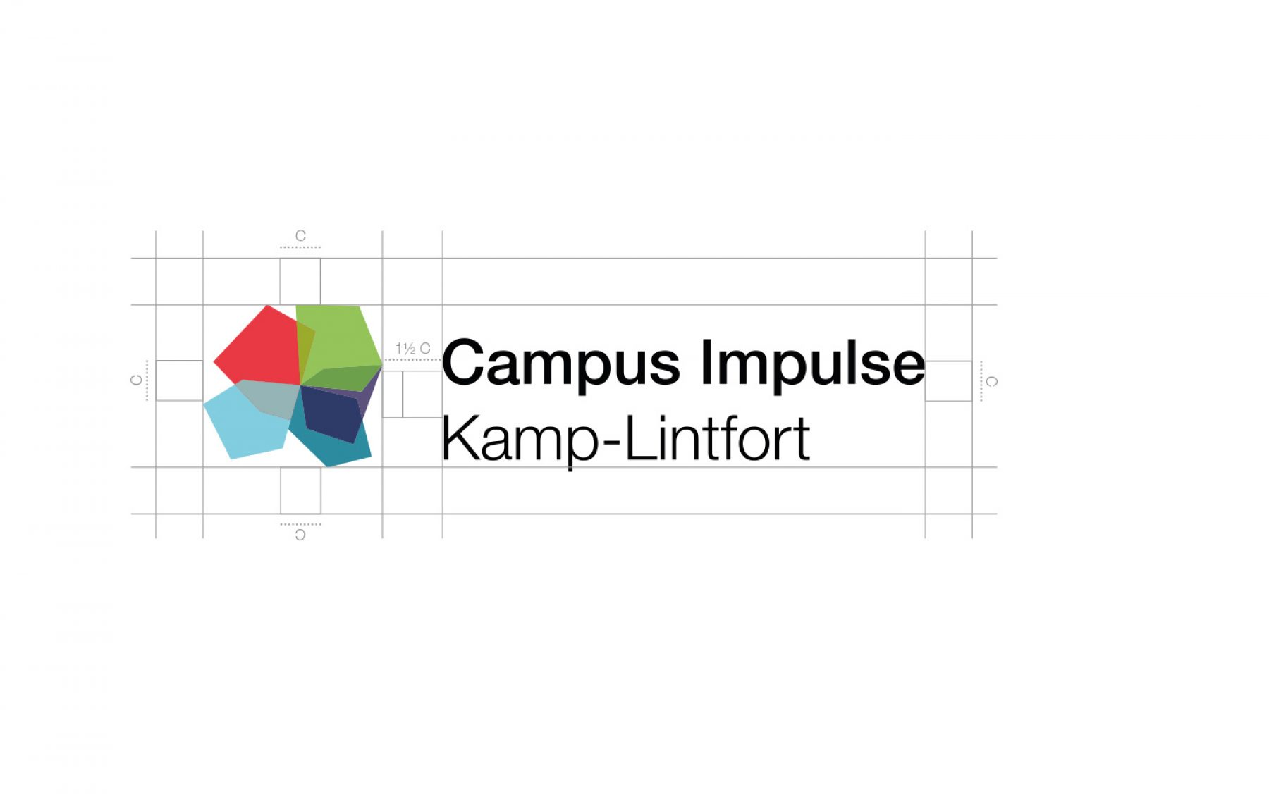 Ann Kathrin Kleier Logo Grid Campus Impulse