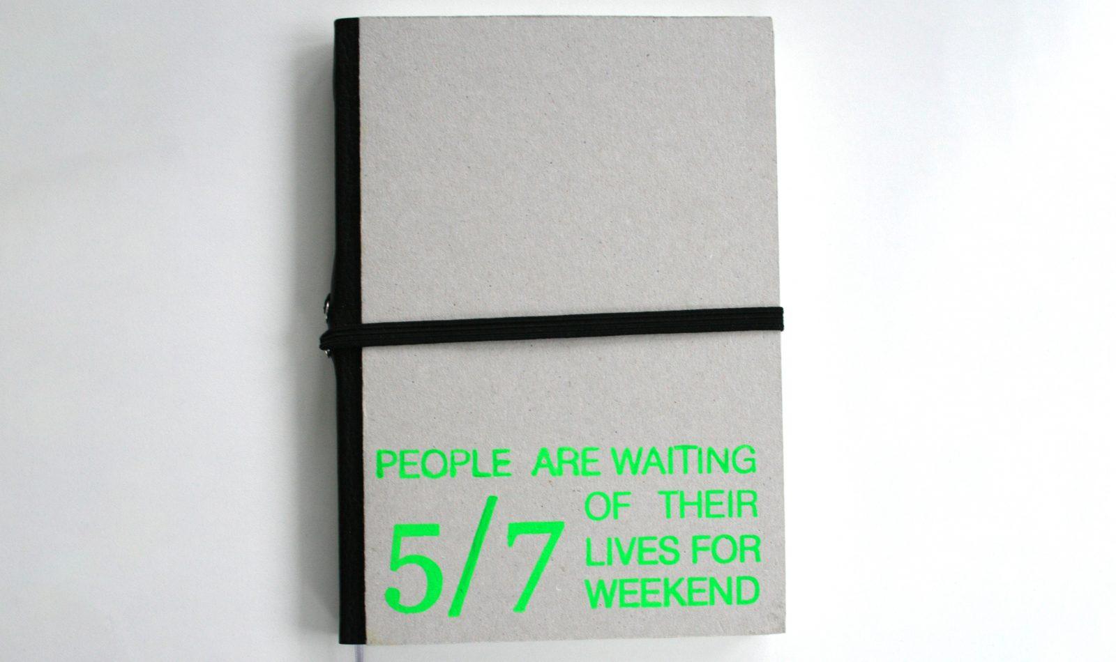 Sandra Becker – Work Book Cover