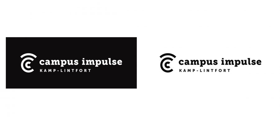 Benjamin Liebl Logo black and white Campus Impulse