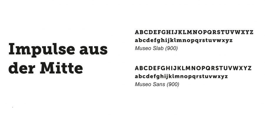 Benjamin Liebl Typography Campus Impulse