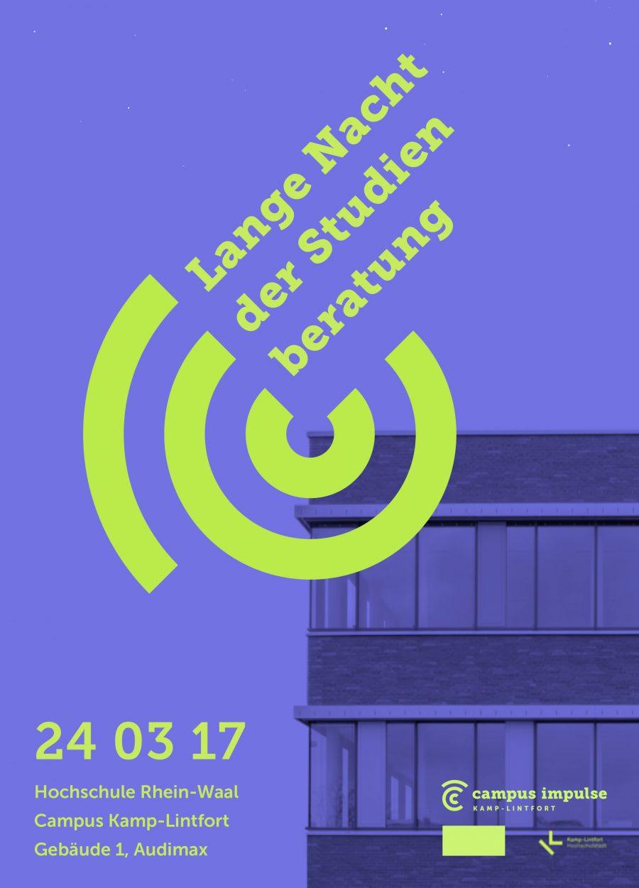 Benjamin Liebl Poster Campus Impulse