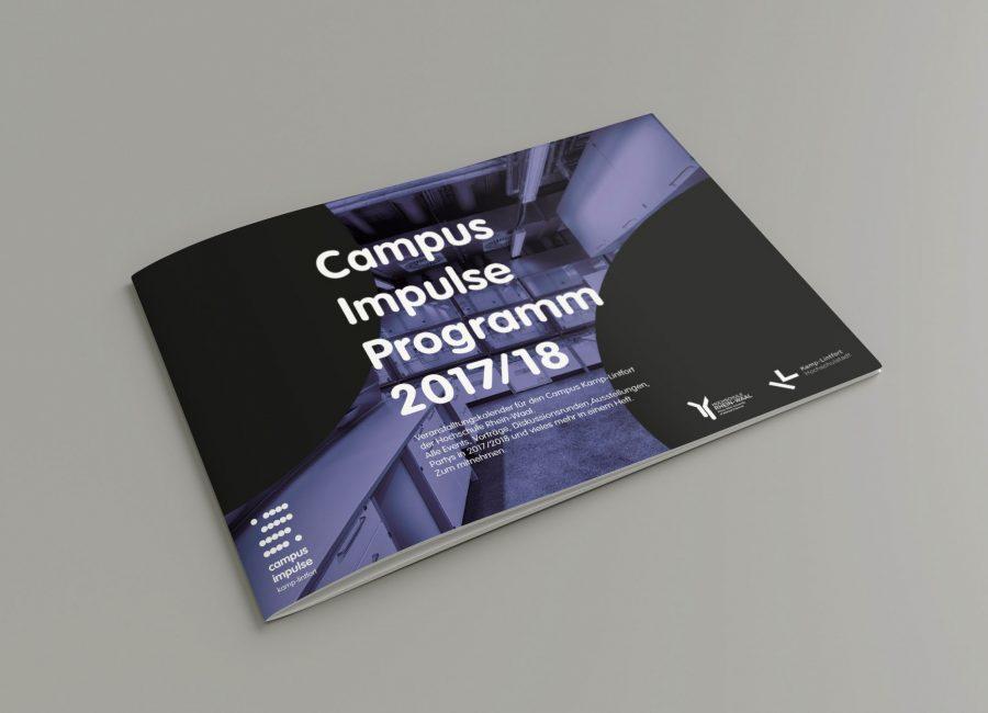 Felix Plien Corporate Design Brochure Cover