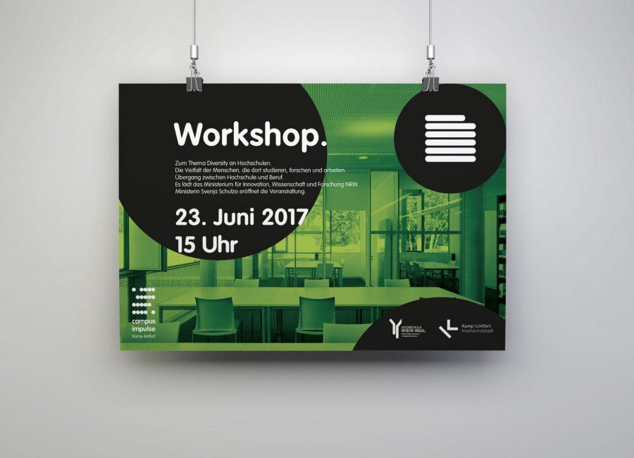 Felix Plien Poster Campus Impulse