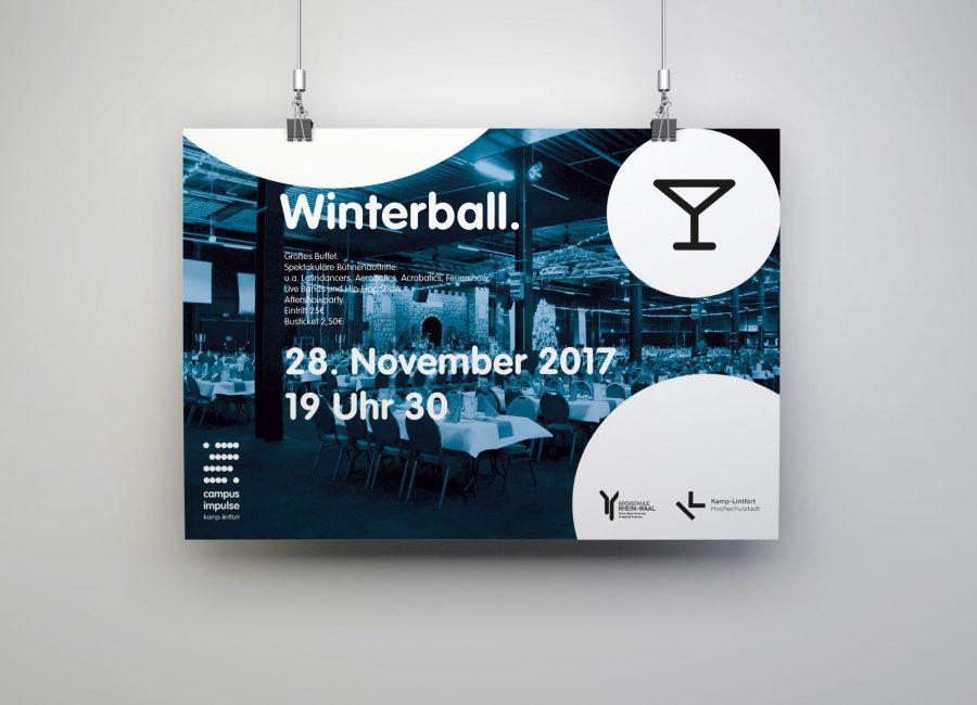 Felix Plien Event Poster Campus Impulse