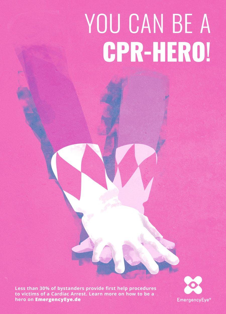 Joao Heleno Duarte Reanimation Poster