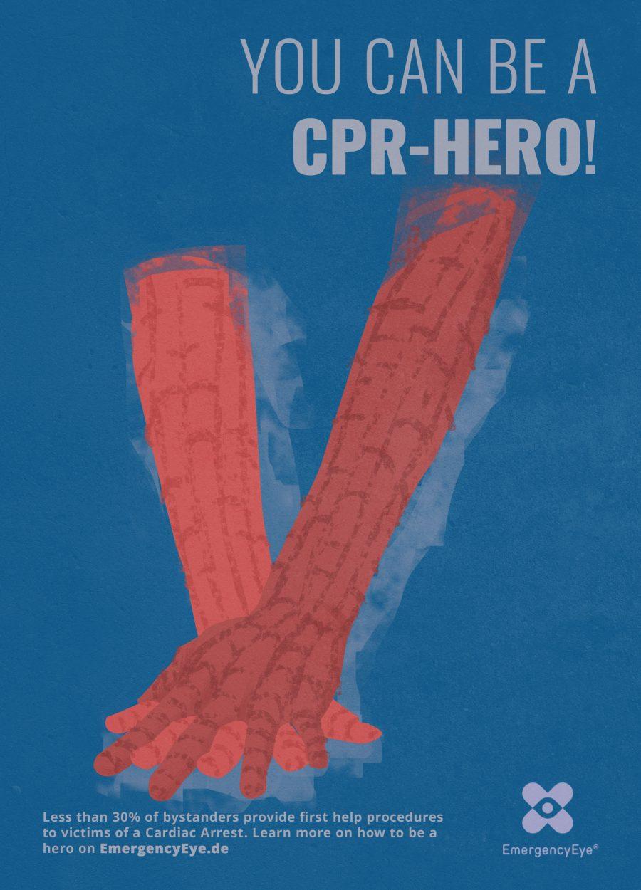 Joao Heleno Duarte Save Lives Campaign Poster