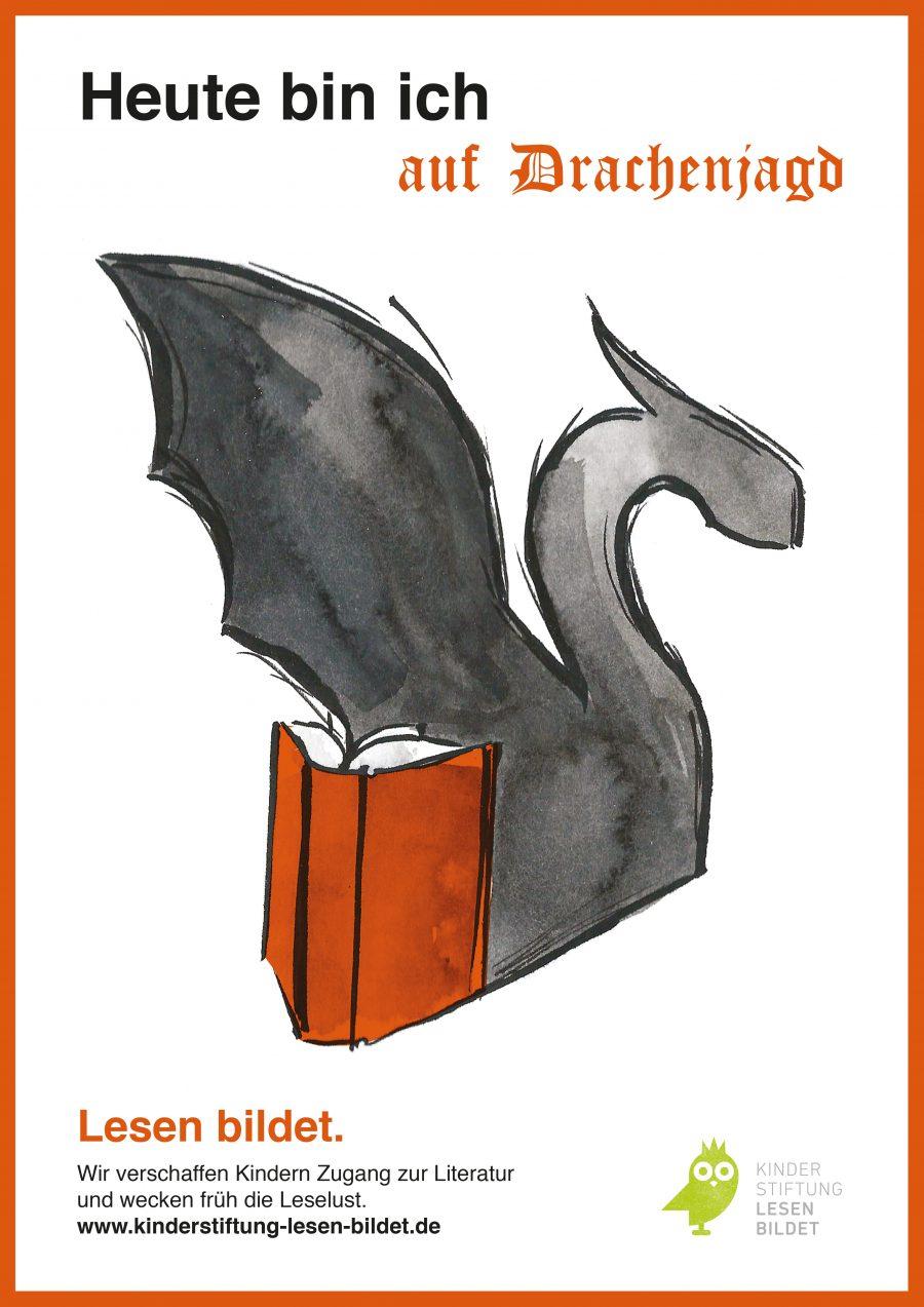 Svenja Rothländer, Robin Hill – Today I am Poster Dragon