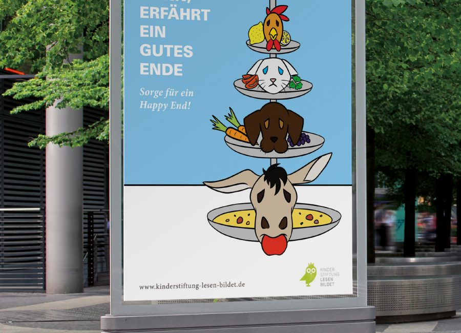 Kinderstiftung_Poster_Campaign Citylight