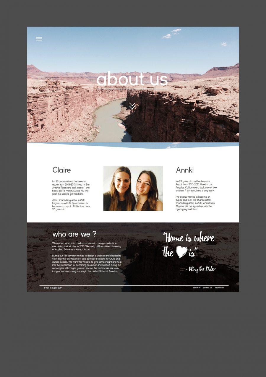 Kleier Baumanns Website about us