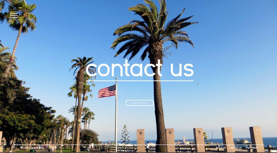 Kleier Baumanns Website Contact