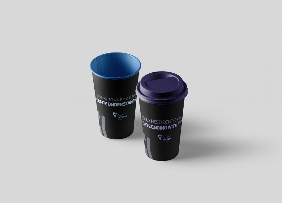 Laura Stern Corporate Design Cups