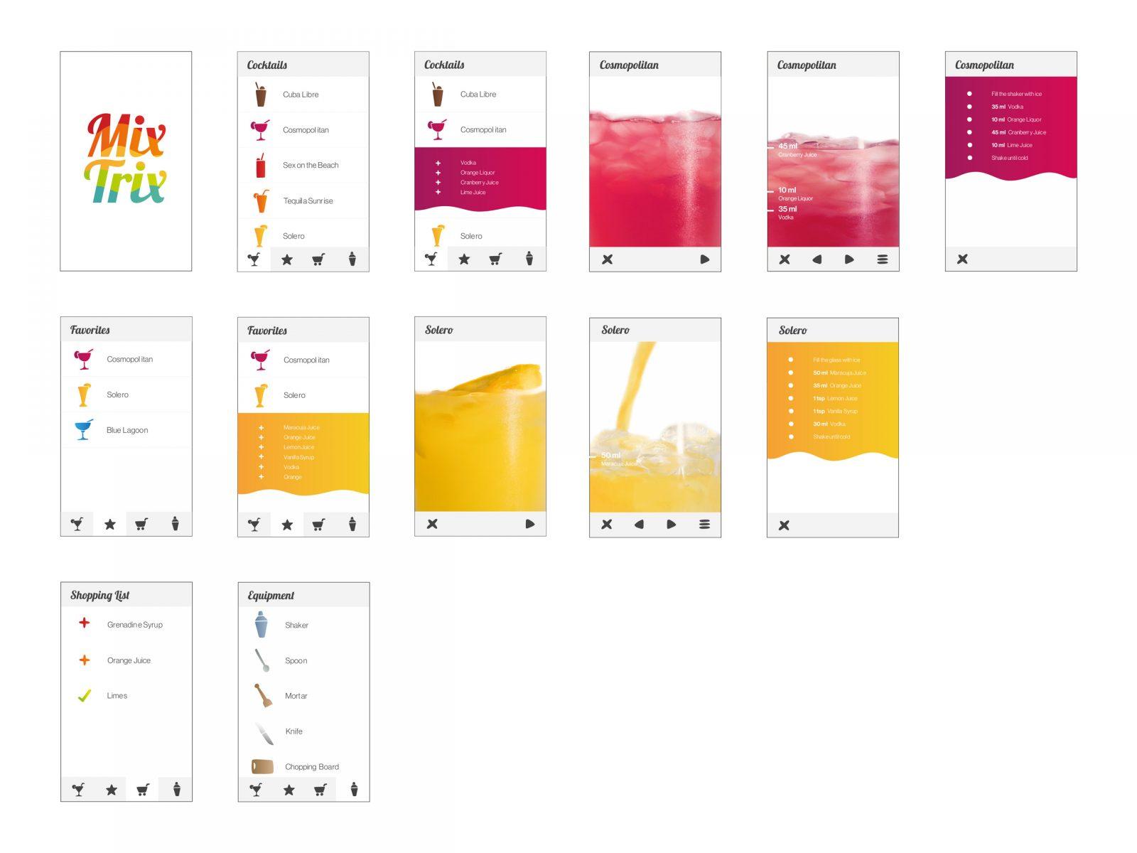 Lisa Kamysz App Color Code