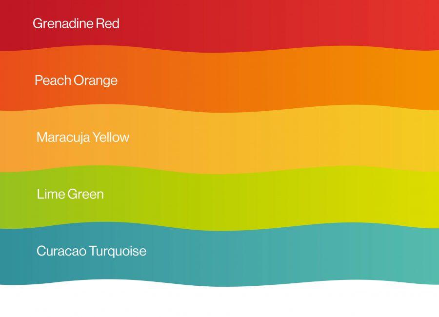 Lisa Kamysz App Colors