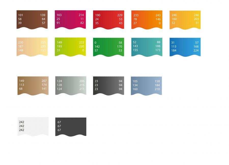Lisa Kamysz App RGB Colors