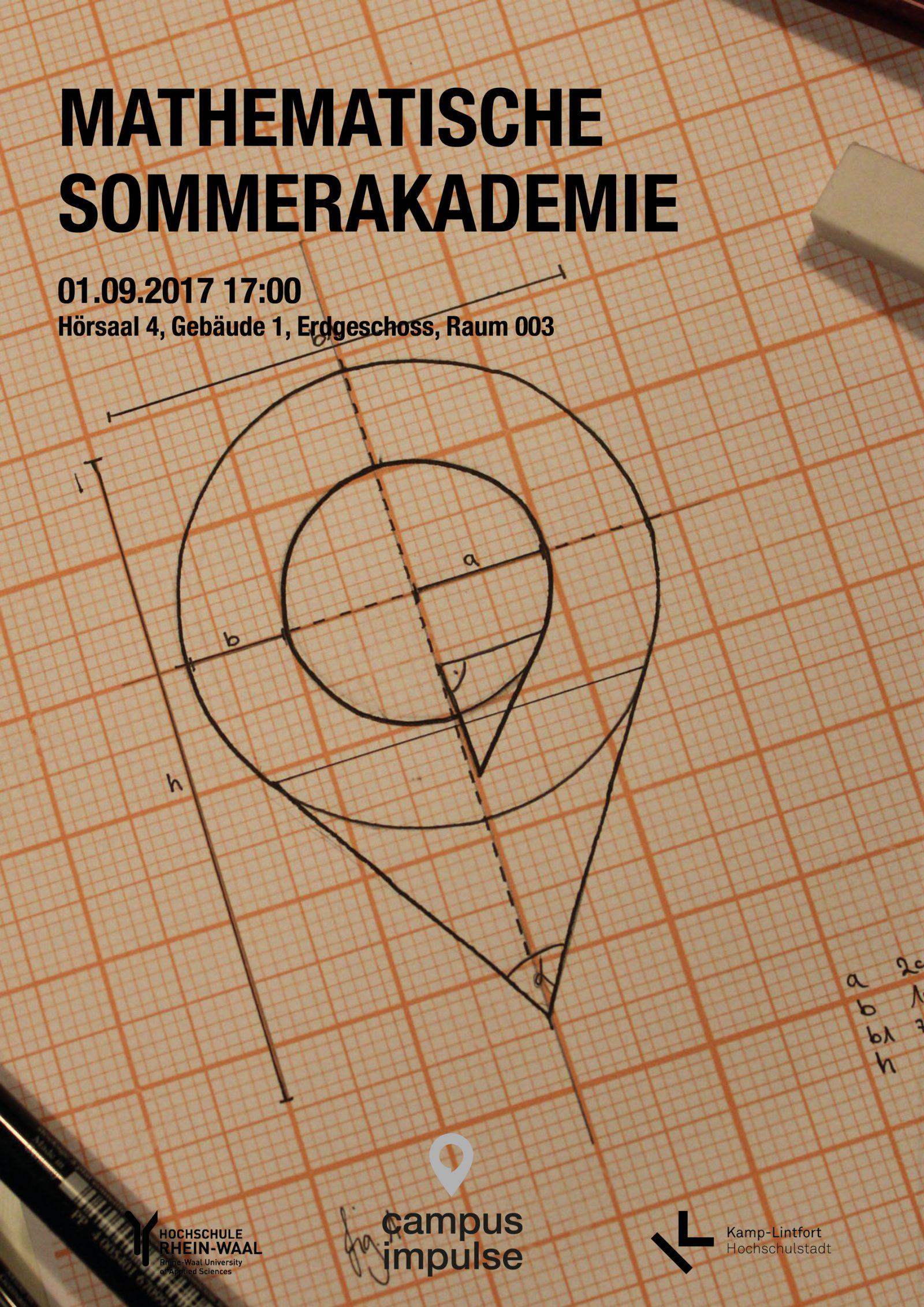 Lisa Schröck Poster Campus Impulse