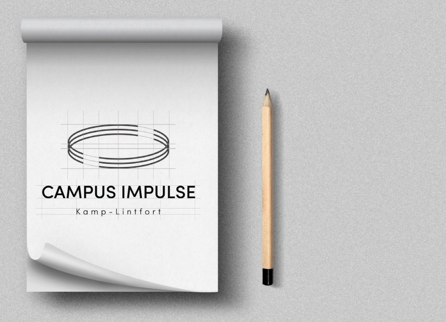 Louisa van Stein Campus Impulse Logo Grid