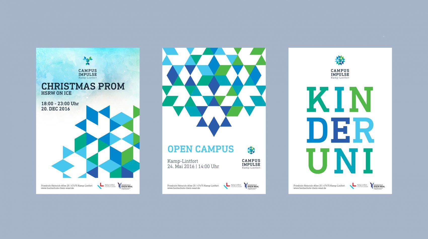 Oelke Kern Event Poster Series