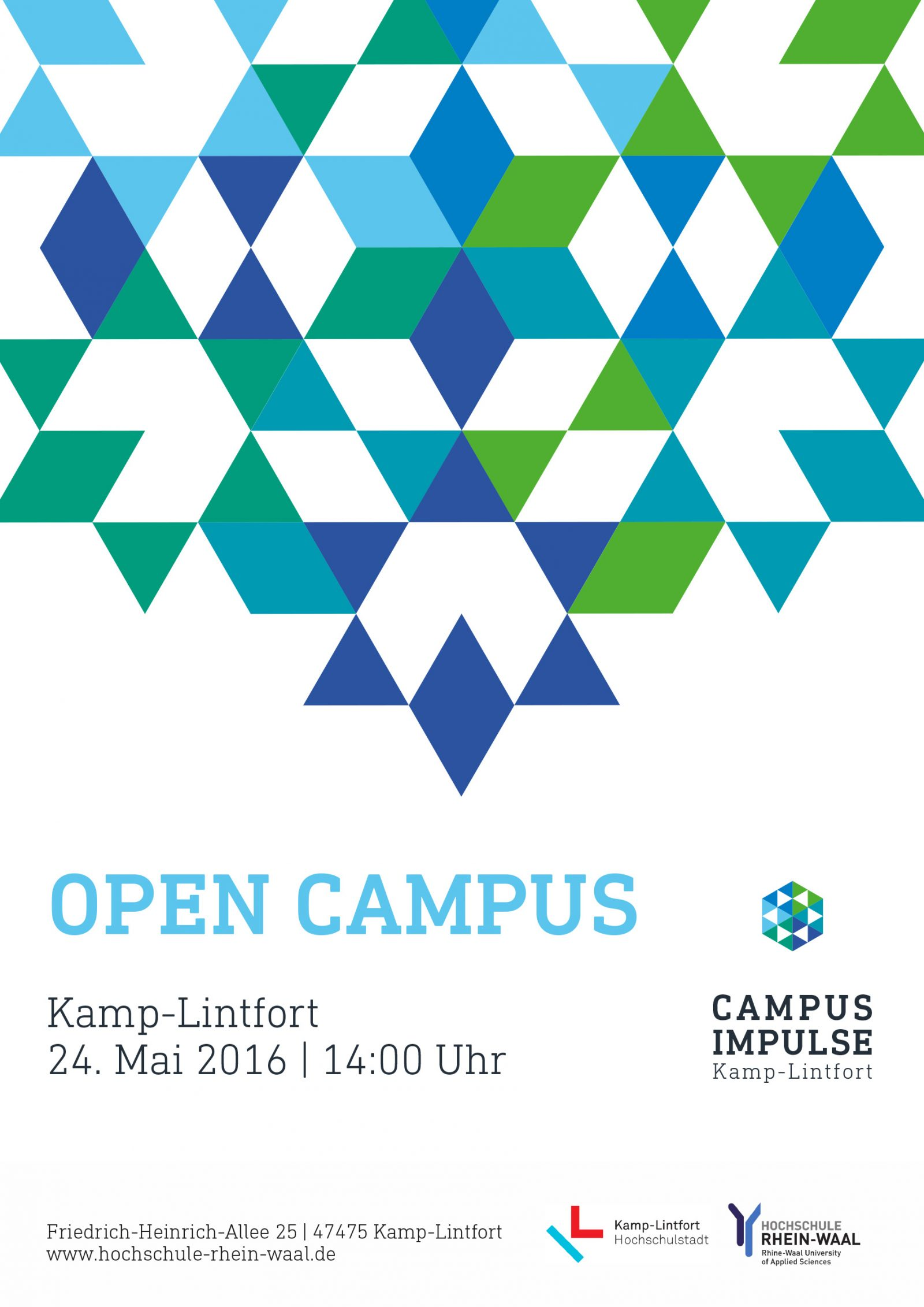 Oelke Kern Event Poster Open Campus
