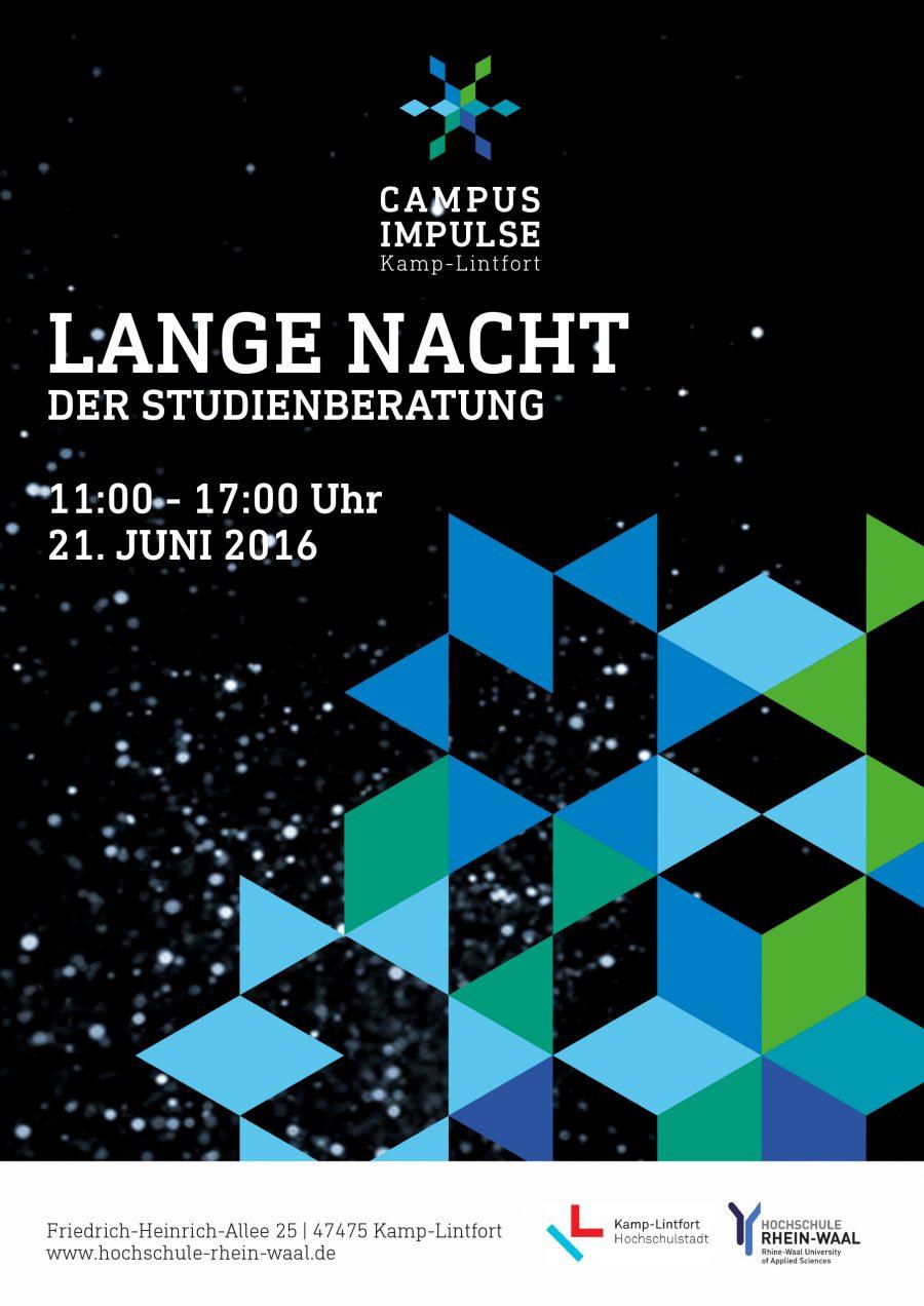 Oelke Kern Event Poster Kamp-Lintfort