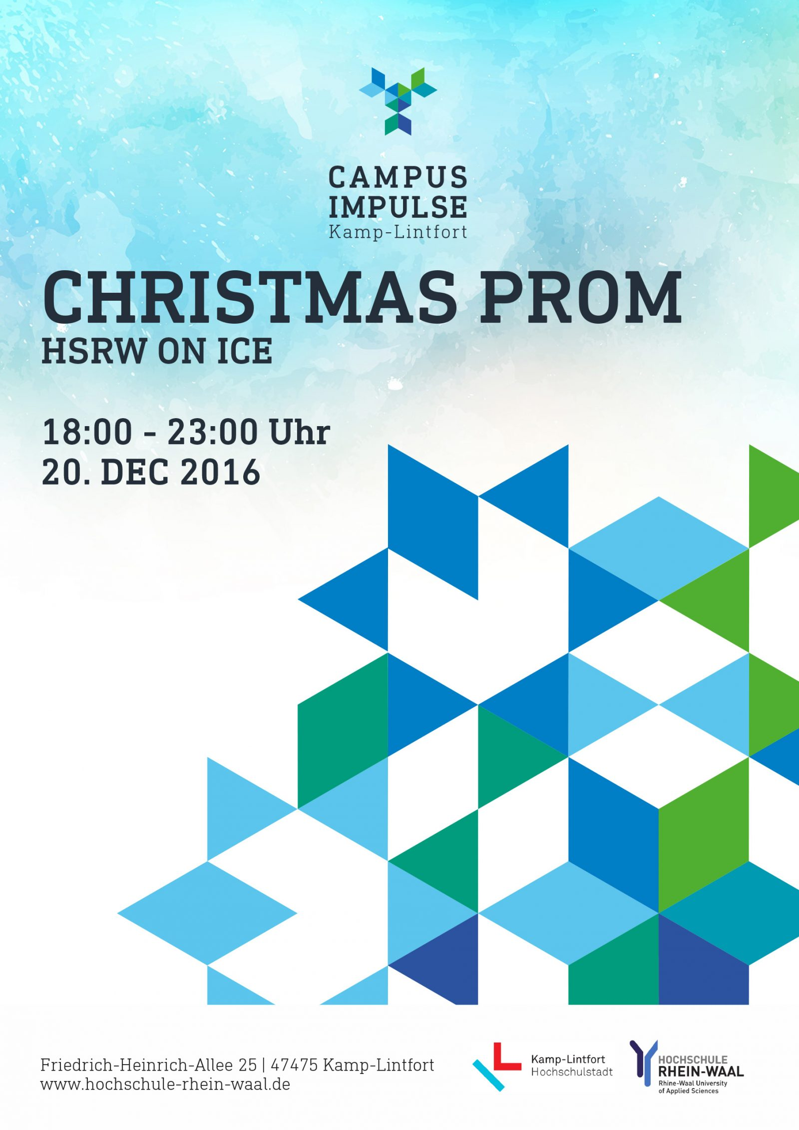 Oelke Kern Campus Impulse Event Poster