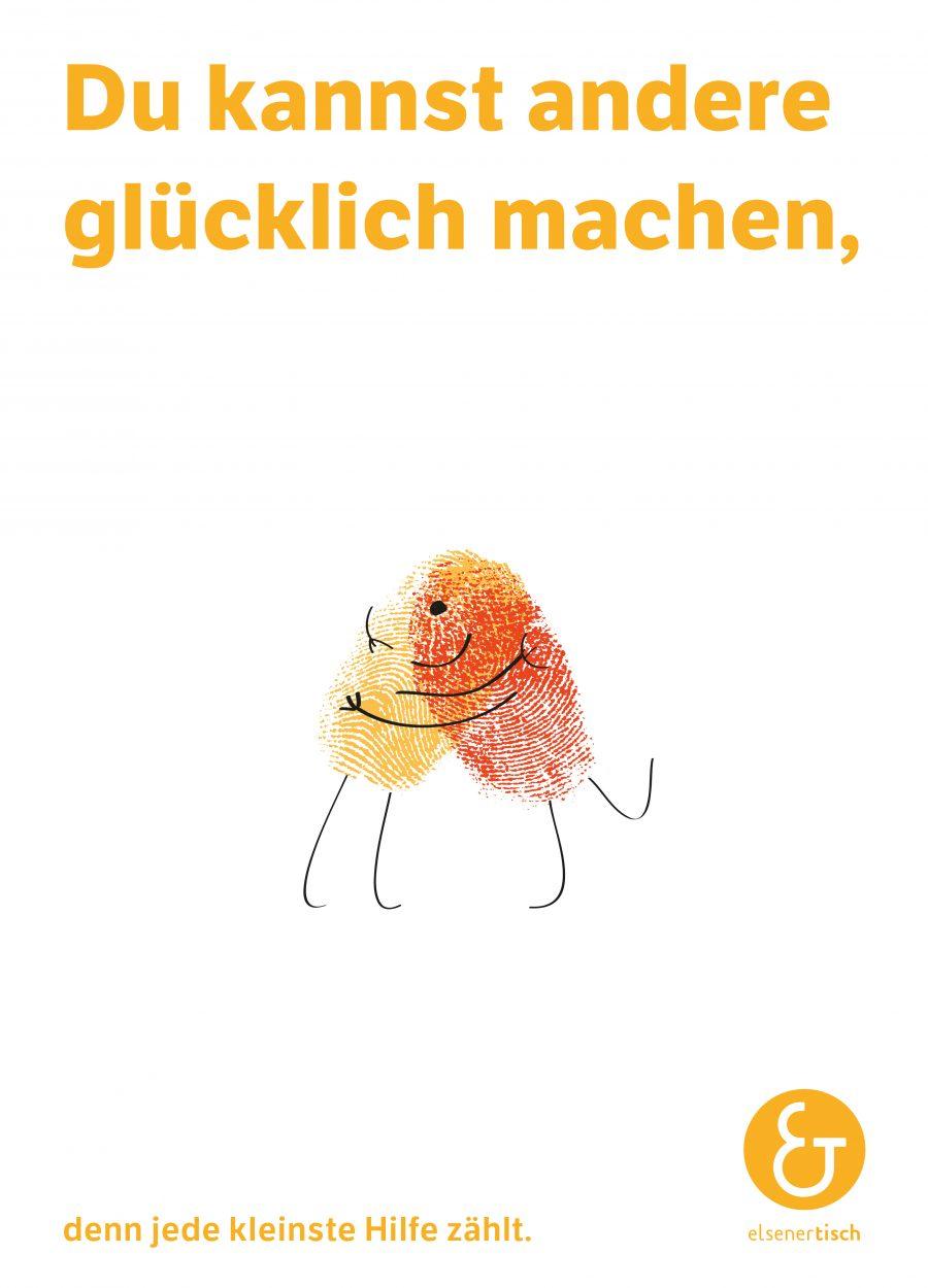 Poster-Glueklich