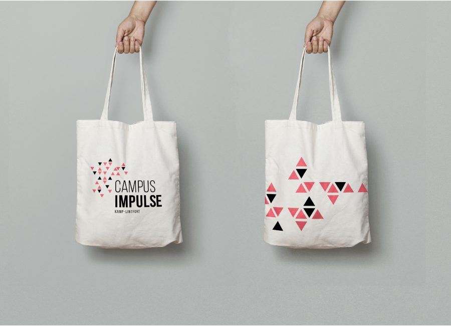 Sara Rubio Corporate Design Campus Impulse