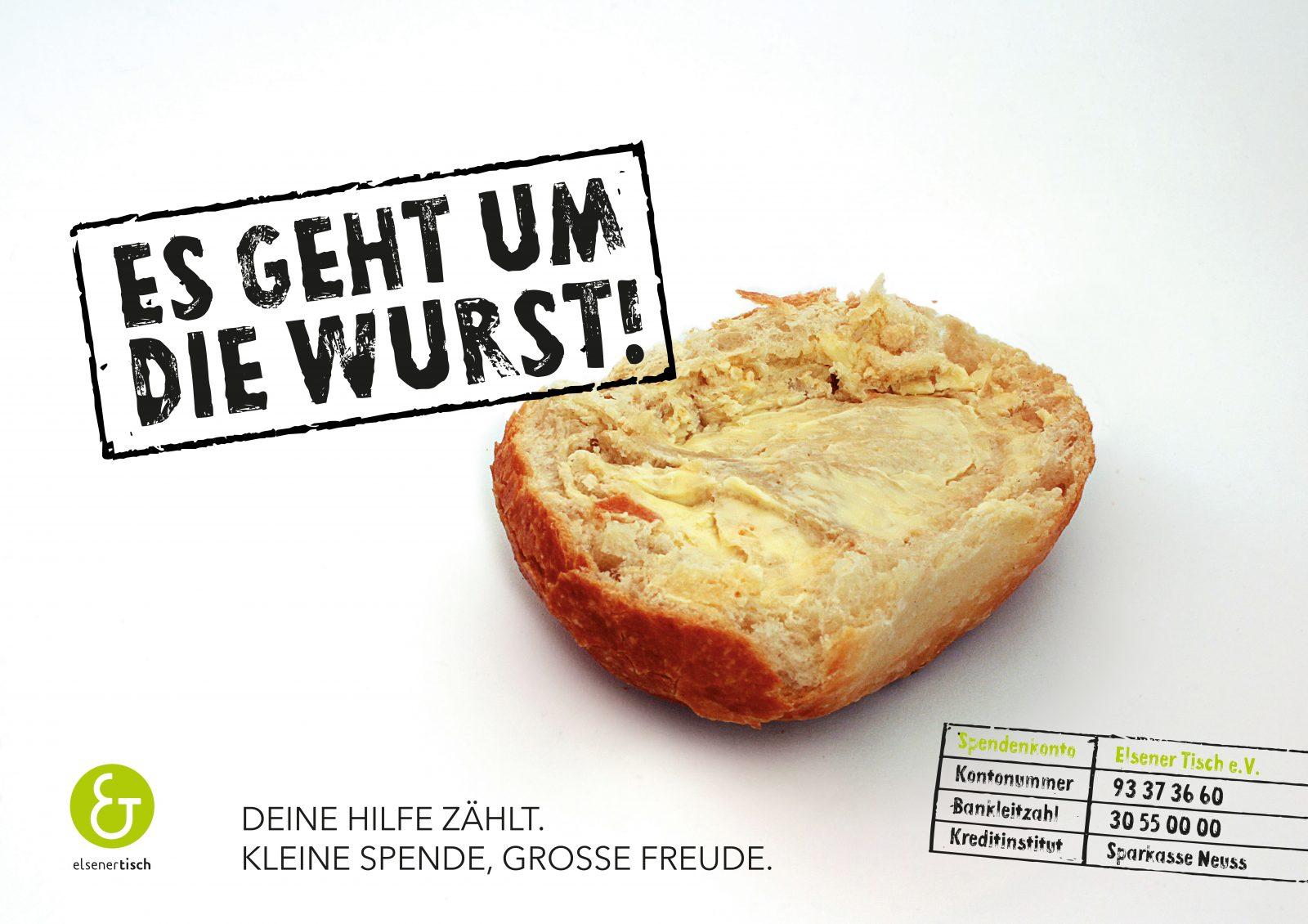 Maximilian Heger – Elsener Tisch Campaign Bread