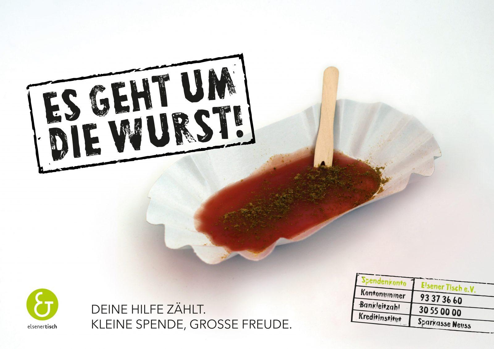 Maximilian Heger – Elsener Tisch Campaign