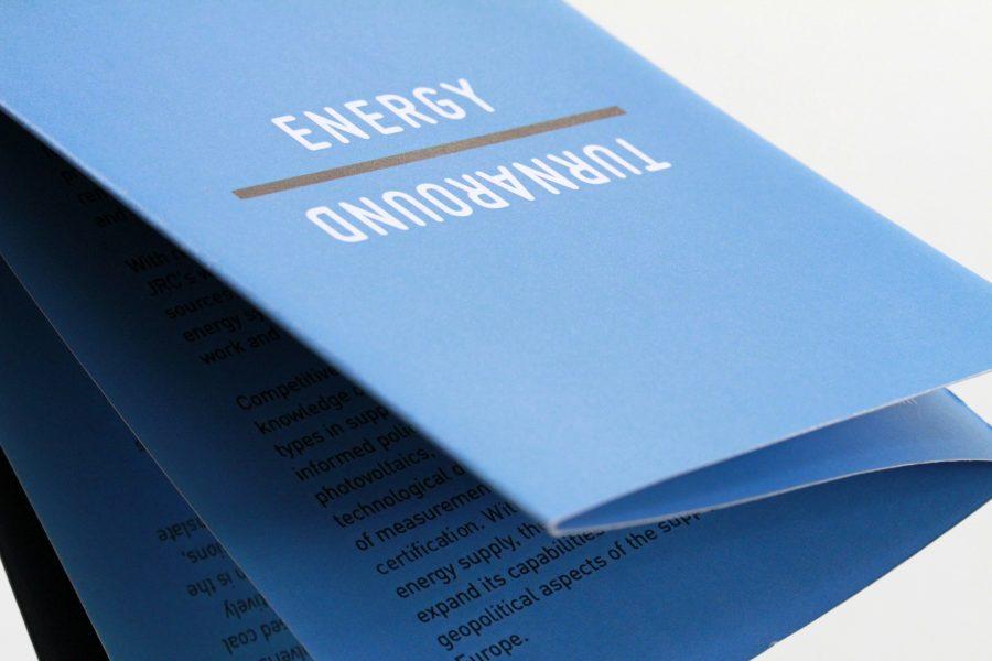 energy turnaround leaflet cover