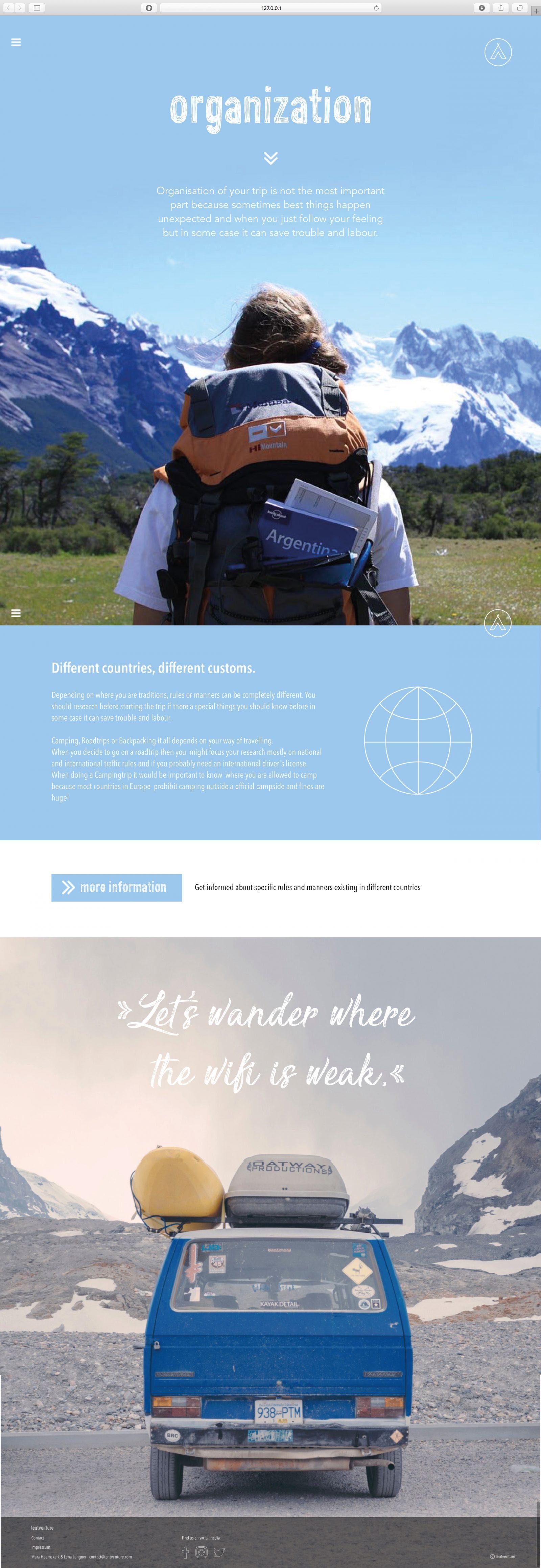 Heemskerk Lengner Website organization