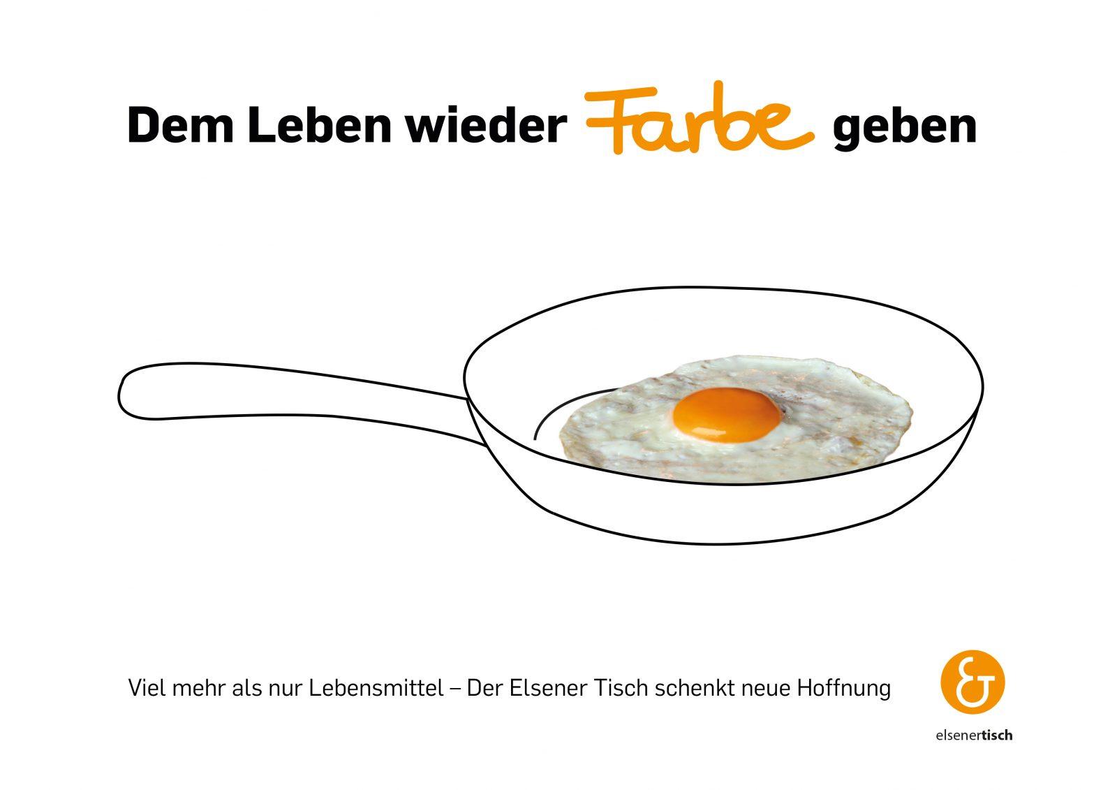 Wiebke Lück – Poster Campaign Elsener Tisch